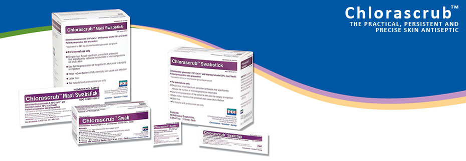 Chlorascrub Product Information