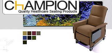 Champion Healthcare Chairs
