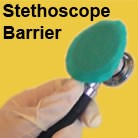 Stethoscope Barrier