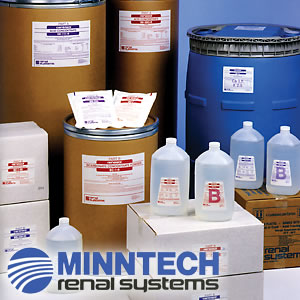 Minntech Hemodialysis Concentrate